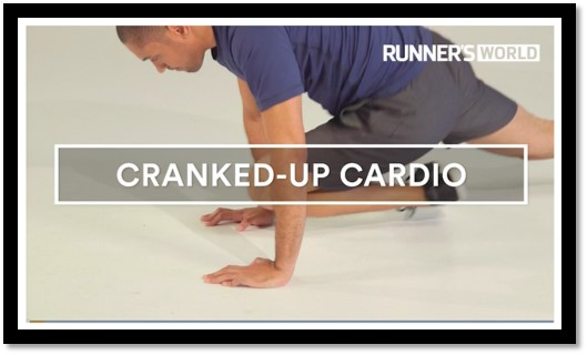 A Practical Cardio Workout for Travelers