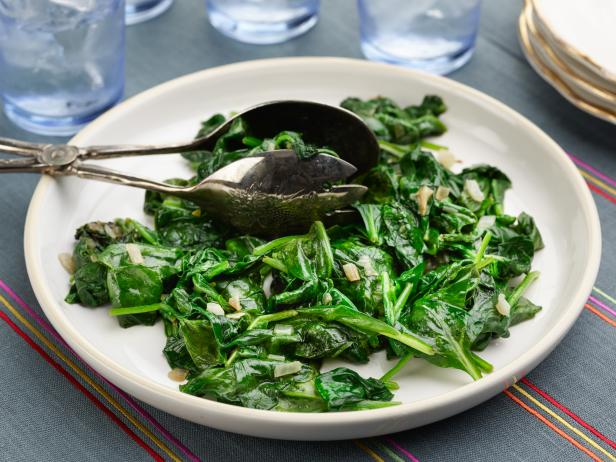 Easy Sauté Spinach