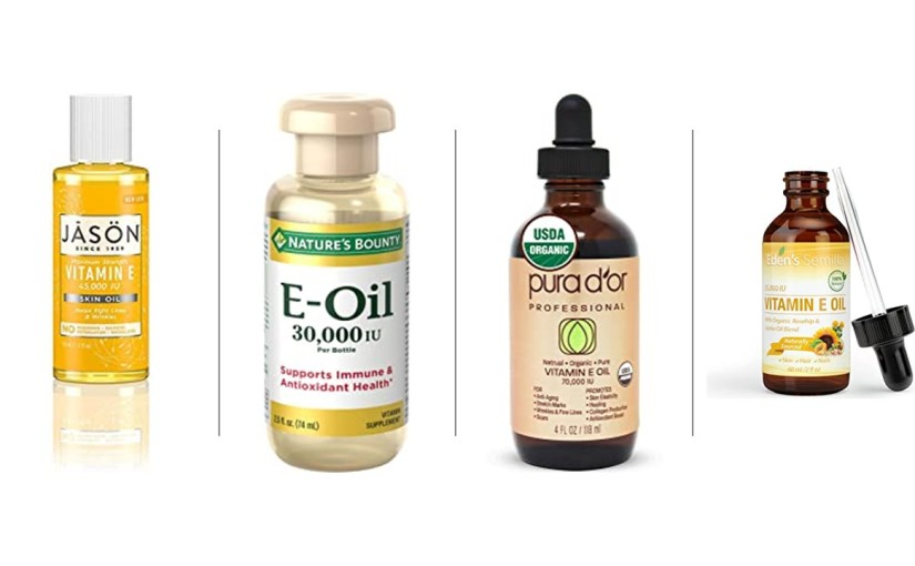 Vitamin E: 4 Brands ToConsider