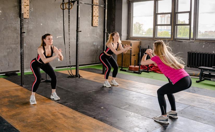 4 Squats You Can Do AtHome